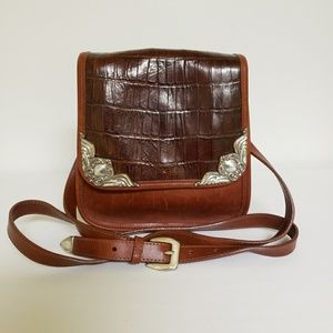 Brighton Leather Crossbody